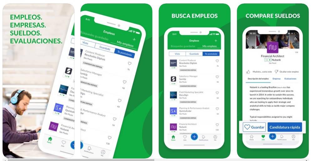 apps para buscar trabajar