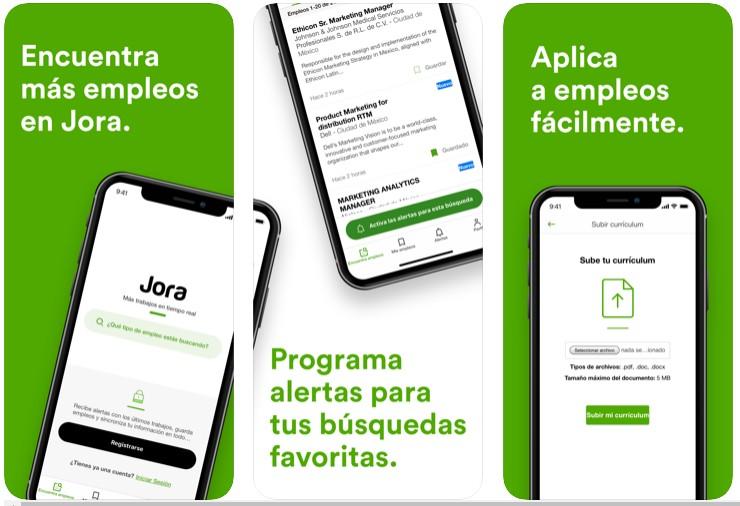 """""""aplicación- empleos"""""""