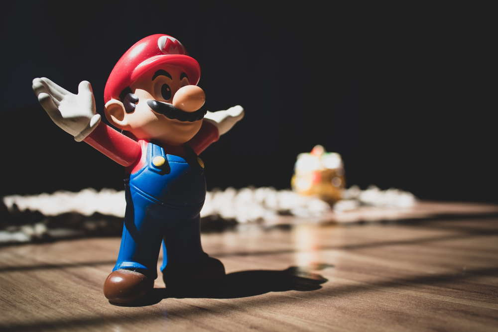 """""""Mario bros"""""""
