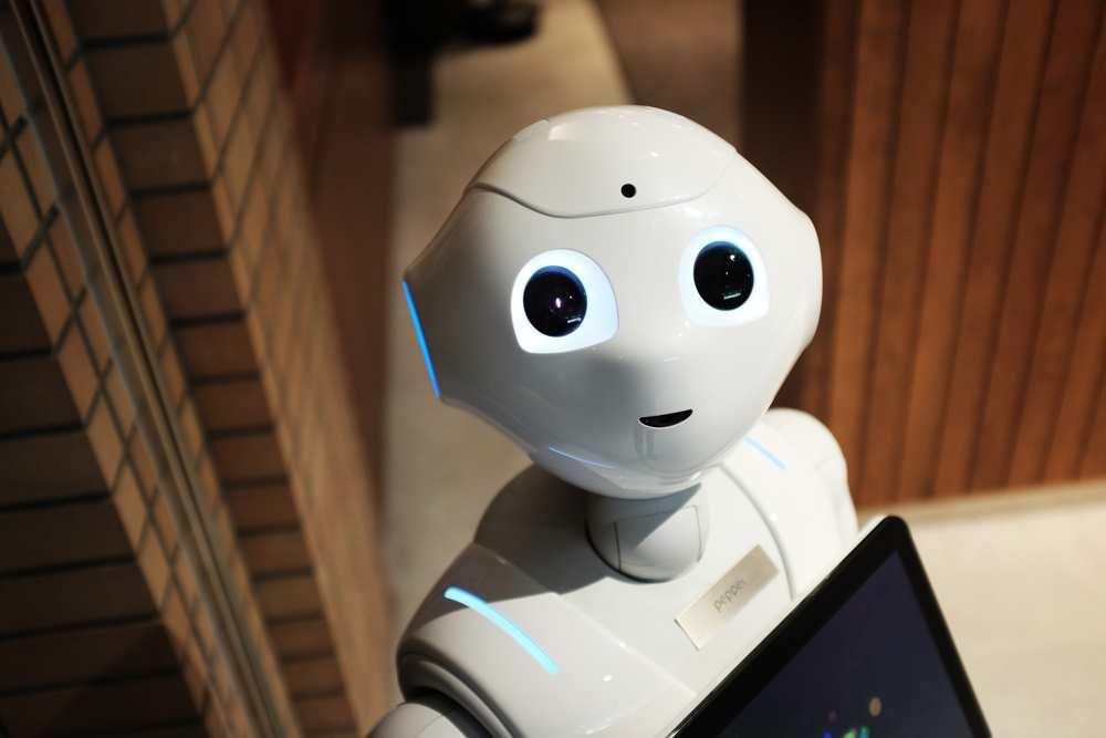 """tecnologia robotica"""