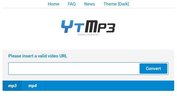 """YouTube mp3"""