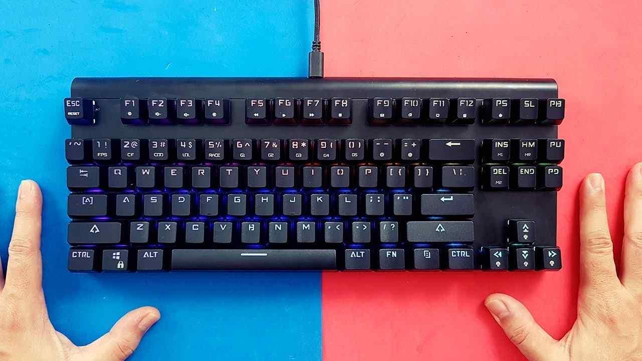 """""""teclado mecanico consejos"""""""