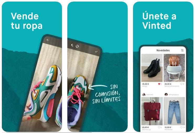 """""""Vinted app"""""""