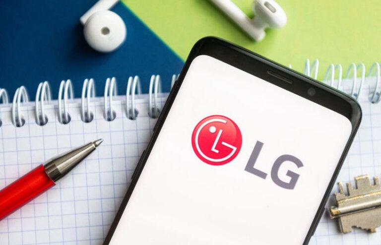 """""""LG smartphone"""""""